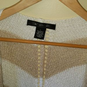 8th and Madison Sweaters - 8th and Madison open front sweater